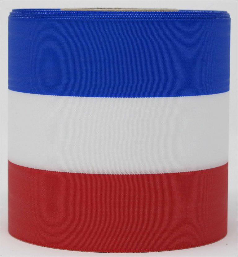 """Bandfarben """"blau-weiß-rot"""""""