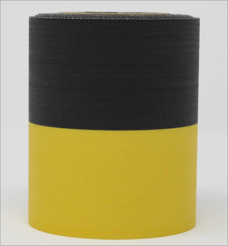 """Bandfarben """"schwarz-gelb"""""""